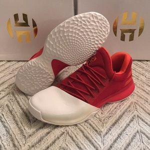 Adidas Harden Vol 1 Home Basketball Shoes